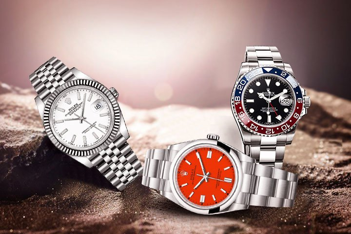 top 3 favourite rolex watches