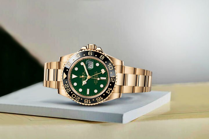 GMT-Master II Green Dial
