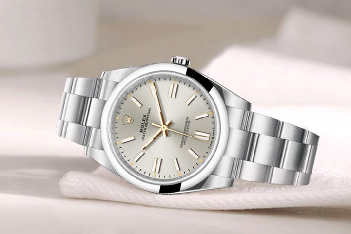 New Generation Rolex Oyster Perpetual 41